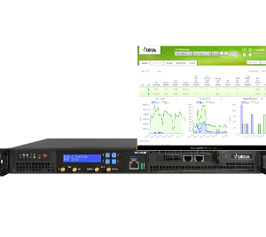 Ethernet Test and Monitoring Platform MGA2510 from AUKUA